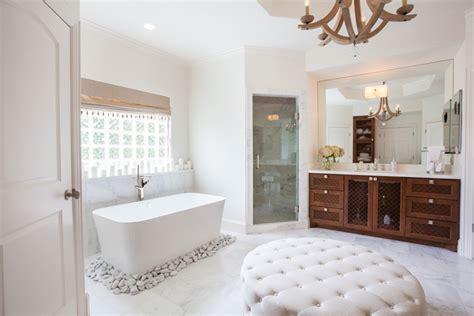 zen bathtub zen bathroom transitional bathroom laura u interior design