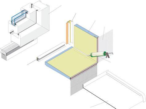 davanzale in alluminio sistema brevettato per davanzali ews slidepro linea edinet