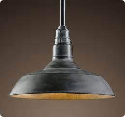 Barn Pendant Light Make Your Own Farmhouse Light For Less