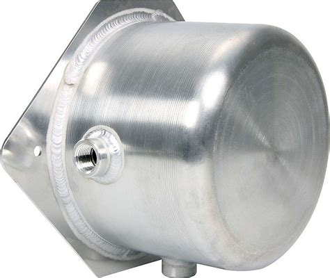 36114 Top Who allstar 36114 aluminum 2 quart radiator overflow tank