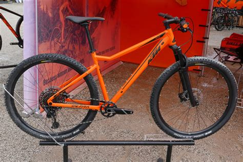 Ktm Moutain Bike Ktm Prowler Prototype Carbon All Mountain Bike Ready For