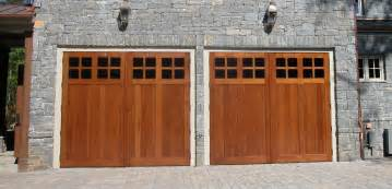 Wood Carriage House Garage Doors Carriage Garage Doors By Carriage House Door Company