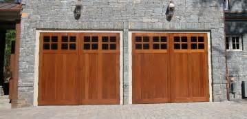 Painted Wooden Garage Doors » Home Design 2017