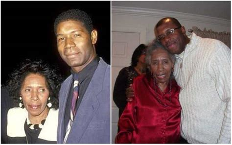 dennis haysbert siblings welcome to the private family of american actor dennis