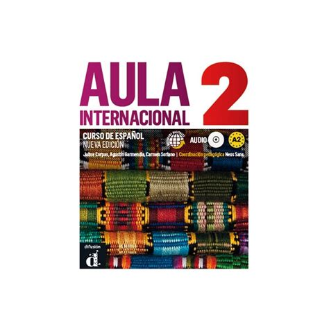 aula internacional nueva aula internacional 2 nueva edici 243 n libro del alumno cd mp3