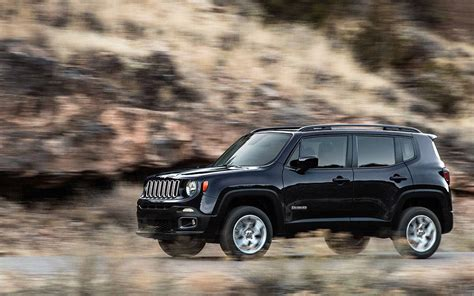Jeep Models 2015 2015 Jeep Renegade Marks The Brand S Entry Into The