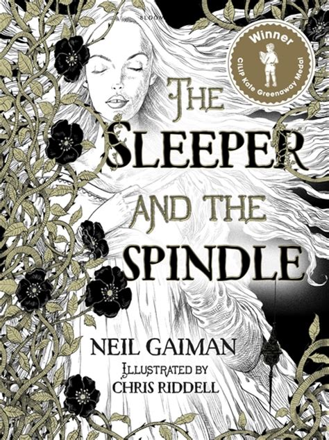 The Sleeper by The Sleeper And The Spindle Winner Of The Cilip Kate