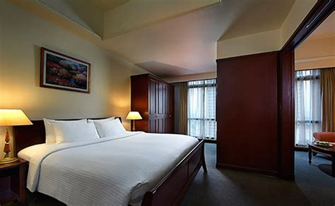 star hotel kuala lumpur  bedroom suite berjaya kl hotel