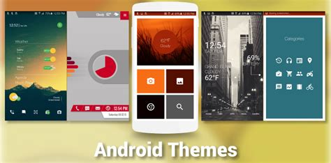 Themes Android Sdk | how to theme your android