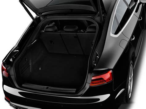 Audi A5 Sportback Kofferraum by Image 2018 Audi A5 Sportback 2 0 Tfsi Premium Trunk Size
