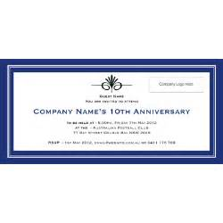 corporate invitations general function
