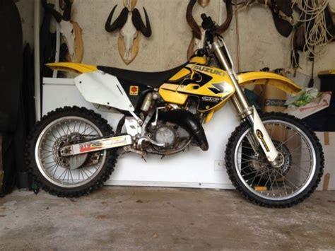Suzuki 125 Dirt Bike 2 Stroke Suzuki Rm 125 2 Stroke Motocross Bike