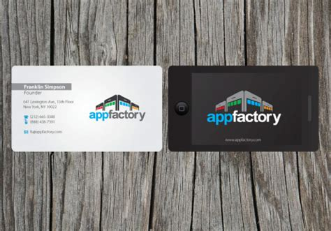 app for business cards 20 brilliant business card designers on designcrowd