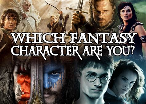 quiz film fantasy which fantasy character are you