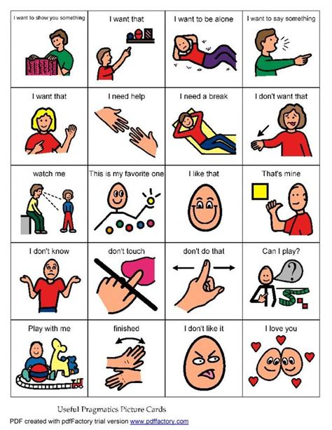 Pecs Card Template by 475 Best Pecs Images On Speech Language