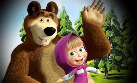 wallpaper bergerak masha and the bear wallpaper lucu masha and the bear 2014