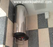 Water Heater Pemanas Air Wika Elektrik Stainless Steel 100 Liter water heater pemanas air wika murah jakarta indonesia