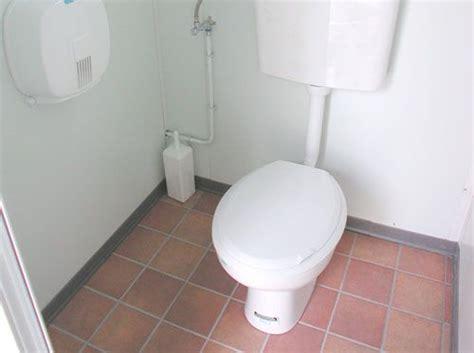 vaso igienico vano con vaso wc prefabbricati prefab