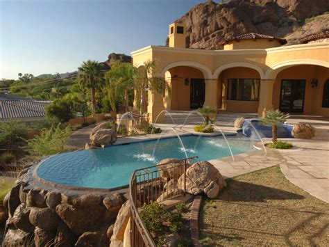 top az pool builder california pools landscape