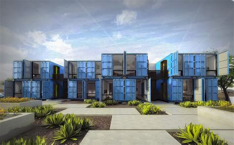 Shipping Container Apartments Shipping Container Apartments Green Living Green Living
