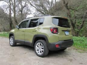 2015 Jeep Vehicles 2015 Jeep Renegade Drive