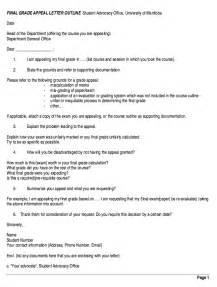 grade appeal letter outline resume resumes design