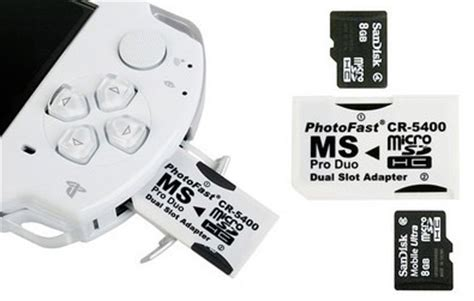 Memory Buat Psp jual dual slot micro sd to ms produo adapter sano toys store