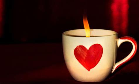 candela romantica candela fai da te in tazza l idea romantica e chic leitv