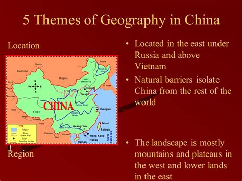 themes of cultural geography ancient china what you should know ppt video online
