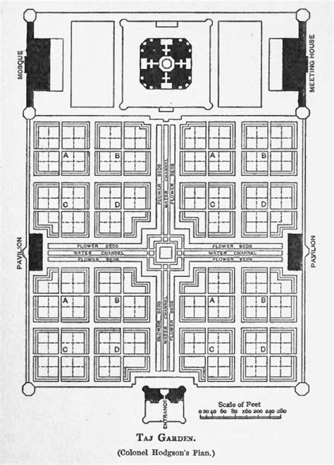layout plan of karol bagh classical landscape architecture