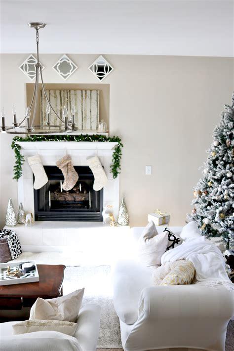 christmas home decorators our christmas home decor 2017 blonde boss babe