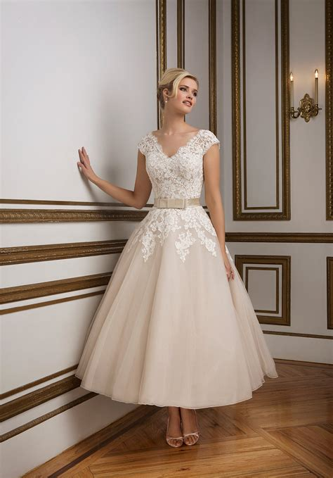 Wedding In Style by 1950s Wedding Dresses Our Favourite Styles Inspired By