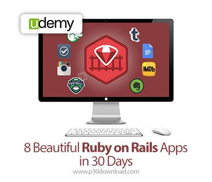 themes for rails apps udemy 8 beautiful ruby on rails apps in 30 days a2z p30