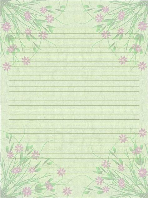 Kertas Surat Set Letter Sheets Set Socks 17 best images about hojas para escribir on