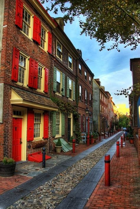 elfreth s elfreth s alley philadelphia has been here since the