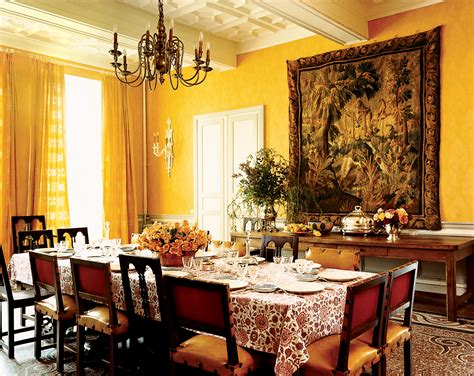 beautiful dining room the most beautiful dining rooms in vogue vogue