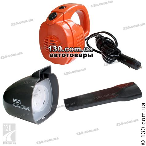 Vacuum Cleaner Coido coido 6134 car vacuum cleaner compact for cleaning