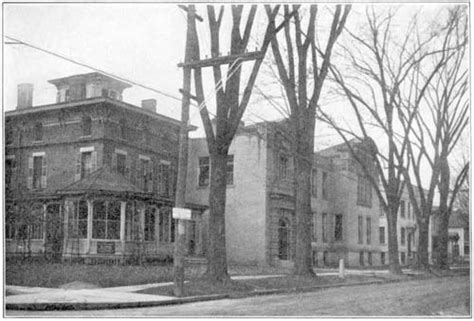 Francis House Syracuse by Hospitals And Sanatoriums Of The Homoeopathic School Of