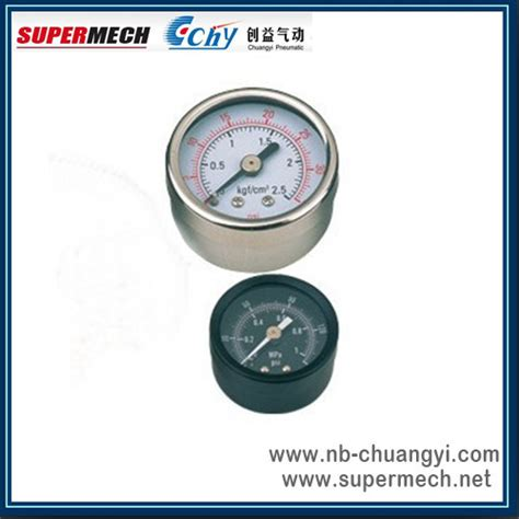 l normale fitting steel normal air pressure gauge air filter air source