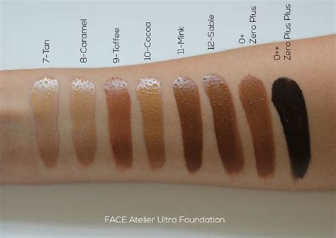 Fondation Flower Photo Genic Waterproof Flower Fondation 1 1000 images about foundation colors on bare
