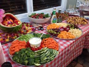 Backyard Bbq Snacks Baby Shower Food Ideas Baby Shower Bbq Food Ideas