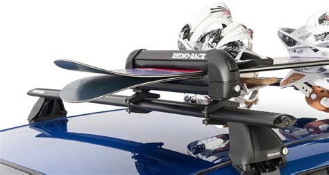 Snowboard Racks For Cars by Ski Snowboard Racks For Your Car Roof Rack World