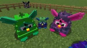 furby mania mobs minecraft mods curse