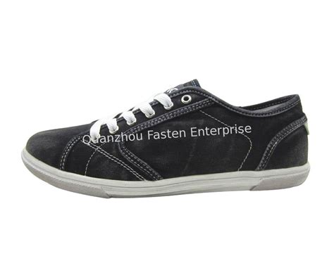 washing shoes washing effect canvas casual shoes deal outsole