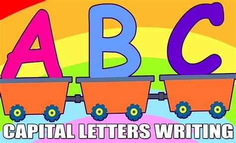 Letter Abcd abcd capital letters hd learn cursive writing