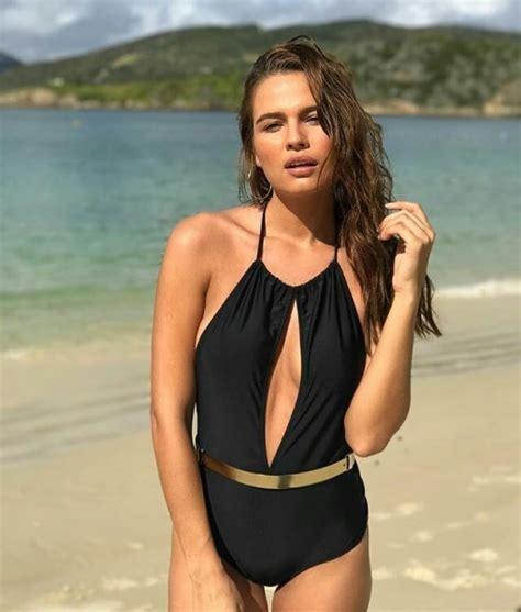 Imagenes De Mallas Verano 2016   andressa malla enteriza verano 2018 moda en bikini