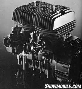 Suzuki Snowmobile Engines The Quot Spirit Quot Of The Arctic Cat Suzuki Partnership