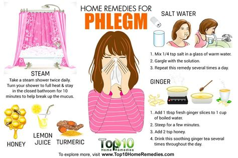home remedies for phlegm top 10 home remedies