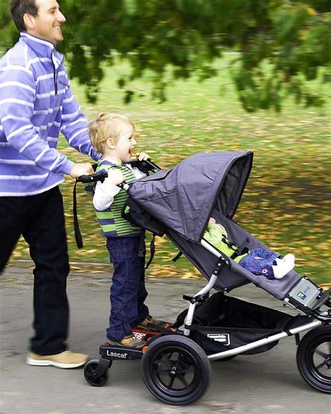pedana universale per passeggino lascal pedana maxi per passeggino rosso universale e