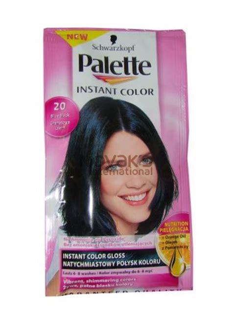 palette instant color palette instant color 20 modročern 225 za 40 50 kč